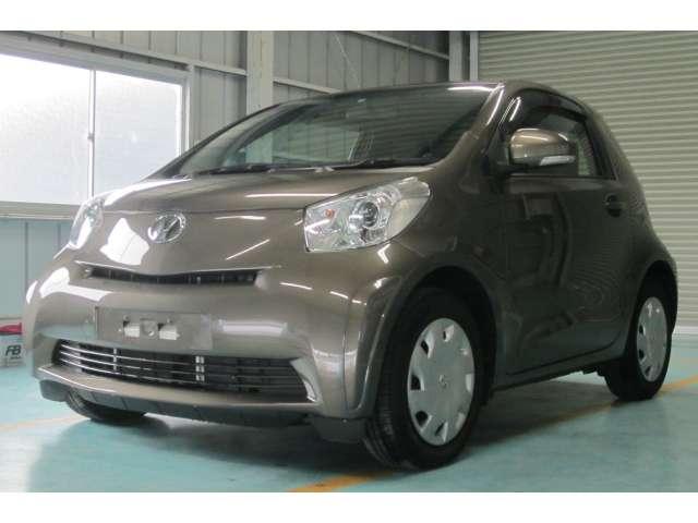 「トヨタ」「iQ」「コンパクトカー」「栃木県」の中古車3