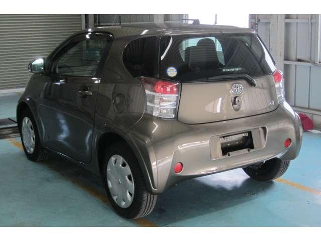 「トヨタ」「iQ」「コンパクトカー」「栃木県」の中古車4