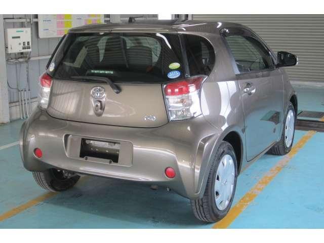 「トヨタ」「iQ」「コンパクトカー」「栃木県」の中古車6
