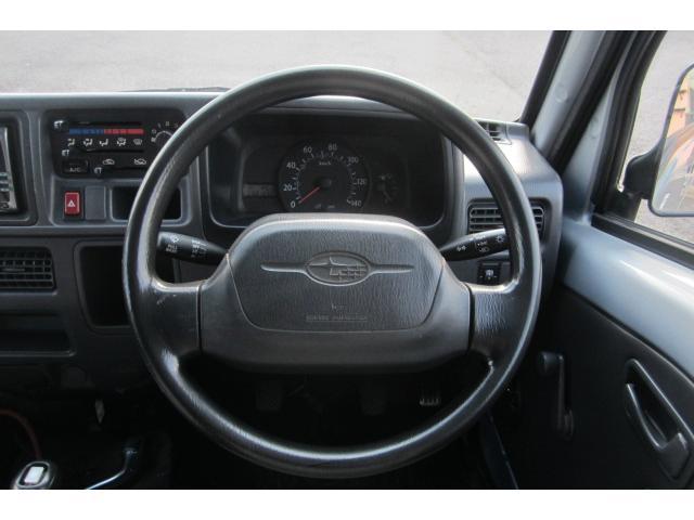 スバル サンバーバン CD ドアバイザー 4WD