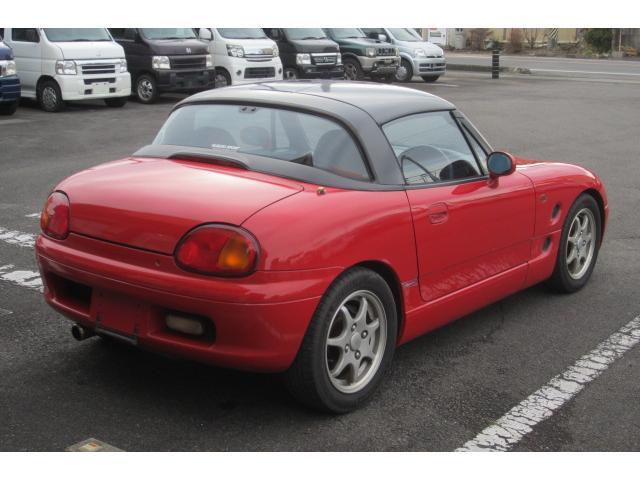 「スズキ」「カプチーノ」「オープンカー」「栃木県」の中古車6