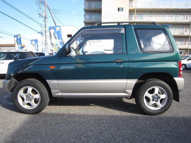 XR-II 4WD 5MT エアコン パワステ ルーフレール(2枚目)
