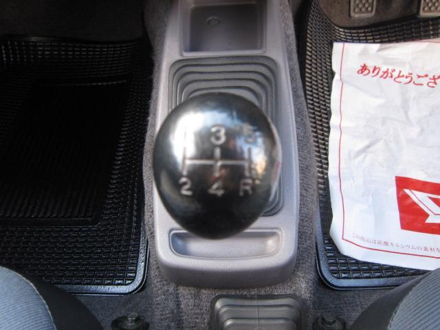 XR-II 4WD 5MT エアコン パワステ ルーフレール(17枚目)