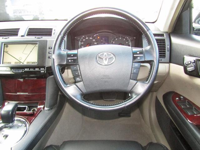 トヨタ マークX 250G Sパッケージ DVDナビ キーレス ETC