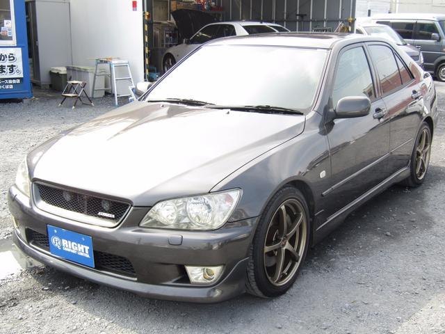 RS200 Zエディション HDDナビ サンルーフ キーレス(2枚目)