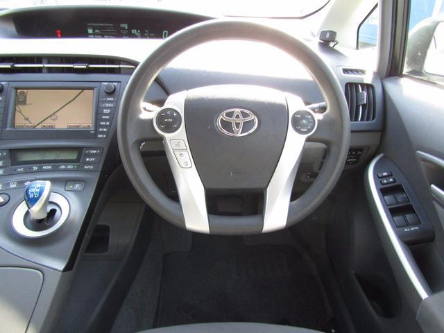 トヨタ プリウス S スマートキー HDDナビ バックカメラ