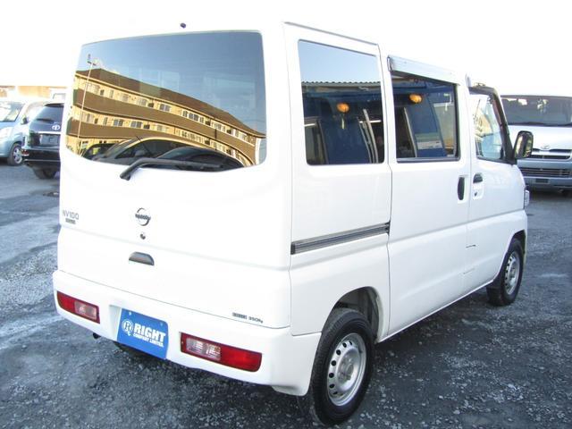 日産 NV100クリッパーバン DX ETC Wエアバック パワステ