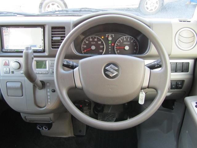 スズキ エブリイワゴン PZターボ HDDナビ 左オートスライド ETC