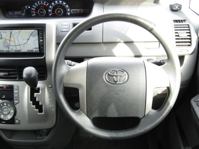 トヨタ ヴォクシー X Lエディション 左オートスライド HDDナビ ETC