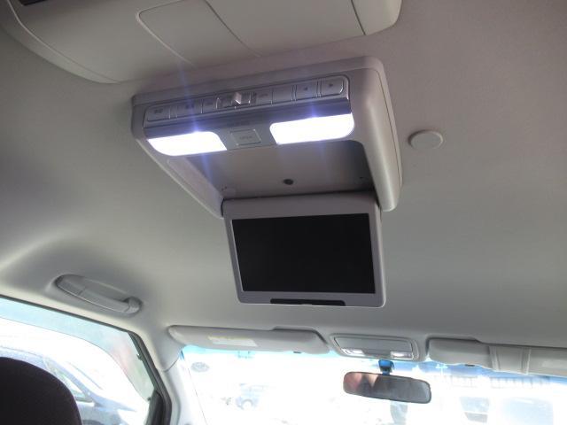 GエアロHDDナビスペシャルパッケージ 両電動ドア 後席TV(6枚目)