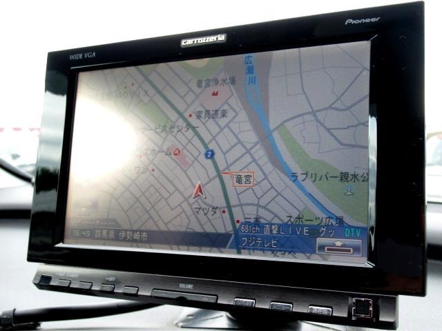 ZS Sパッケージ HDDサイバーナビ フルセグTV HID(2枚目)