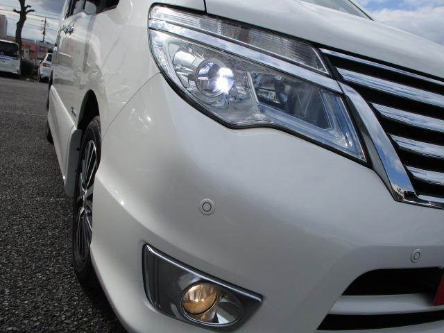 ハイウェイスター Vセレ+セーフティII SHV 禁煙車 衝突被害軽減ブレーキ 踏み間違い防止 アラウンドビューモニター 純正大型ナビ フルセグTV 両側電動スライドドア LEDヘッドライト フォグランプ Bluetoothオーディオ ETC(8枚目)