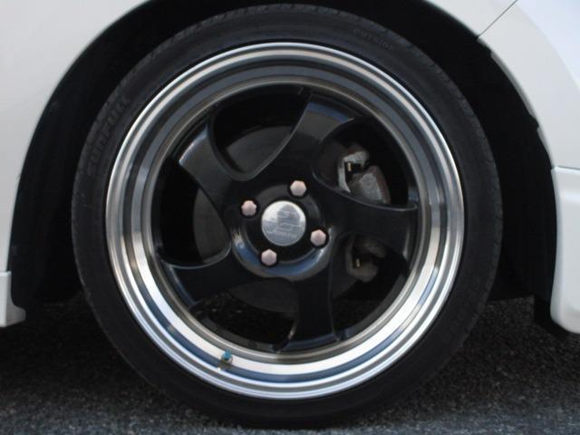 XL 禁煙車 無限エアロ HPIサクションキット CUSCOタワーバー ローダウン 社外マフラー ドライブレコーダー ETC サイバーナビ フルセグTV Bluetoothオーディオ ミュージックサーバー(54枚目)