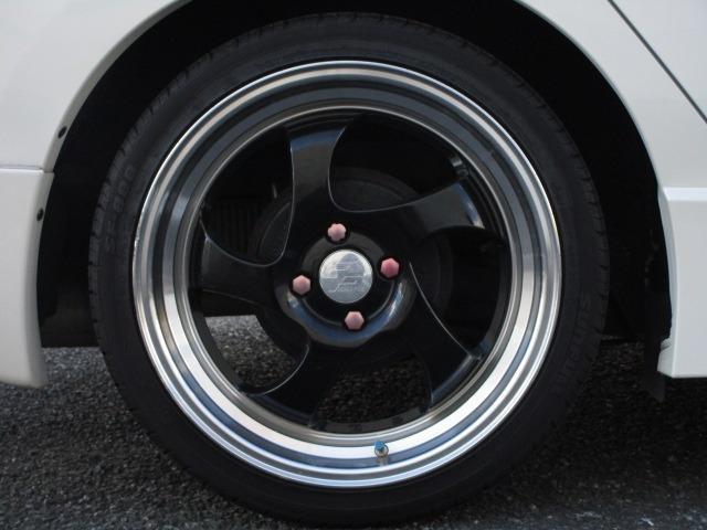 XL 禁煙車 無限エアロ HPIサクションキット CUSCOタワーバー ローダウン 社外マフラー ドライブレコーダー ETC サイバーナビ フルセグTV Bluetoothオーディオ ミュージックサーバー(55枚目)