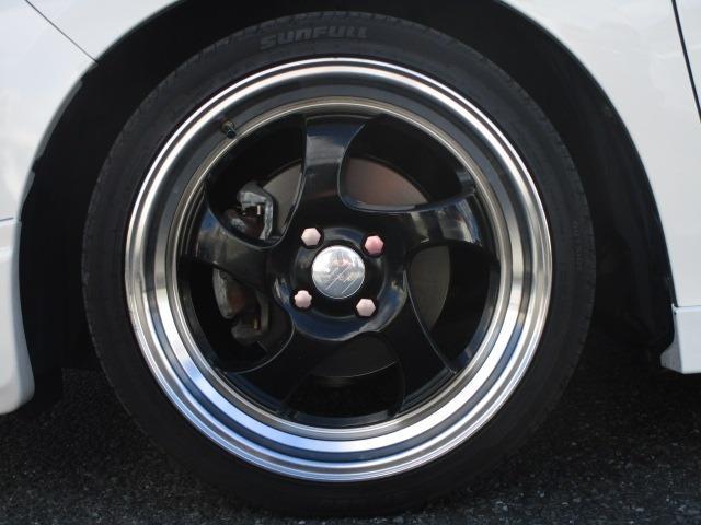 XL 禁煙車 無限エアロ HPIサクションキット CUSCOタワーバー ローダウン 社外マフラー ドライブレコーダー ETC サイバーナビ フルセグTV Bluetoothオーディオ ミュージックサーバー(56枚目)