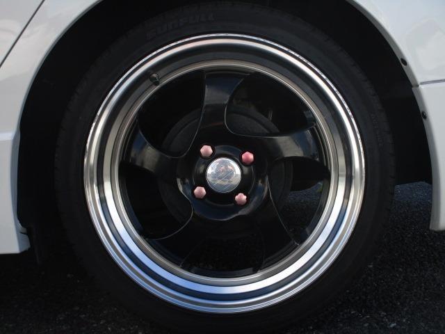 XL 禁煙車 無限エアロ HPIサクションキット CUSCOタワーバー ローダウン 社外マフラー ドライブレコーダー ETC サイバーナビ フルセグTV Bluetoothオーディオ ミュージックサーバー(57枚目)
