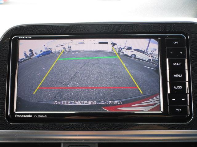 G クエロ 禁煙車 StradaSDナビ フルセグTV走行中視聴可 バックカメラ 衝突軽減ブレーキ LEDヘッドライト フォグランプ 両側電動スライドドア Bluetoothオーディオ ハーフレザーシート(3枚目)