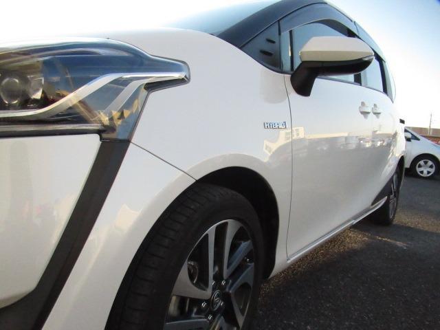 ハイブリッドG 禁煙車 衝突軽減ブレーキ LEDヘッドライト フォグランプ 両側電動スライドドア 純正SDナビ フルセグTV走行中視聴可 バックカメラ ETC Bluetoothオーディオ シートヒーター(45枚目)