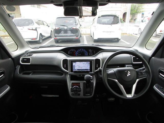 ハイブリッドMX 禁煙車 衝突軽減ブレーキ SDナビ フルセグ走行中視聴可 Bluetoothオーディオ 電動スライドドア クルーズコントロール ETC フォグランプ(9枚目)