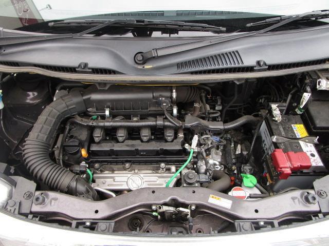 ハイブリッドMX 禁煙車 衝突軽減ブレーキ SDナビ フルセグ走行中視聴可 Bluetoothオーディオ 電動スライドドア クルーズコントロール ETC フォグランプ(25枚目)