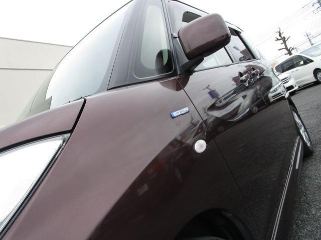 ハイブリッドMX 禁煙車 衝突軽減ブレーキ SDナビ フルセグ走行中視聴可 Bluetoothオーディオ 電動スライドドア クルーズコントロール ETC フォグランプ(46枚目)