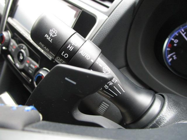 1.6GT-Sアイサイト 禁煙車 純正Stradaナビ 電動シート LEDヘッドライト オートライト フォグランプ フルセグTV バックカメラ ビルトインETC アイサイトver3 衝突軽減 アダプティブクルーズコントロール(30枚目)