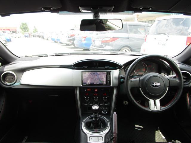 S 禁煙車 STIリップスポイラー 純正SDナビ バックカメラ Bluetoothオーディオ フルセグTV ローダウン HIDヘッドライト デイライト フォグランプ(9枚目)
