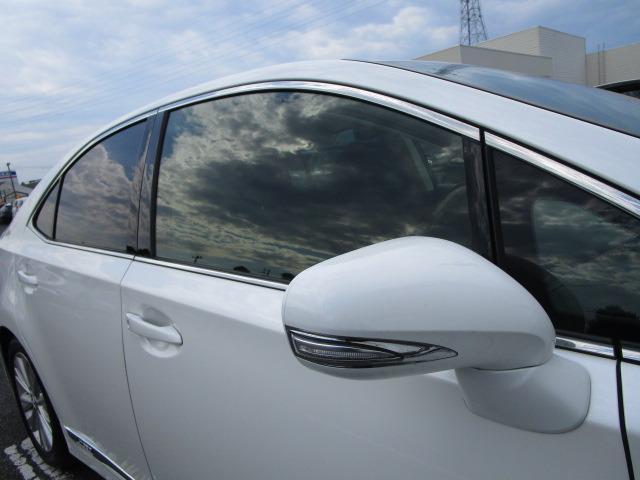 HS250h バージョンL 禁煙車 衝突軽減ブレーキ バックカメラ 電動シート クルーズコントロール LEDヘッドライト LEDフォグランプ シートエアコン 純正HDDナビ フルセグTV Bluetoothオーディオ ETC(44枚目)