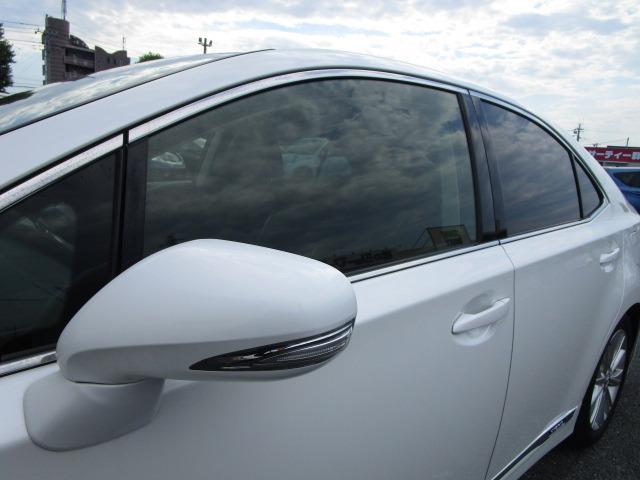 HS250h バージョンL 禁煙車 衝突軽減ブレーキ バックカメラ 電動シート クルーズコントロール LEDヘッドライト LEDフォグランプ シートエアコン 純正HDDナビ フルセグTV Bluetoothオーディオ ETC(45枚目)
