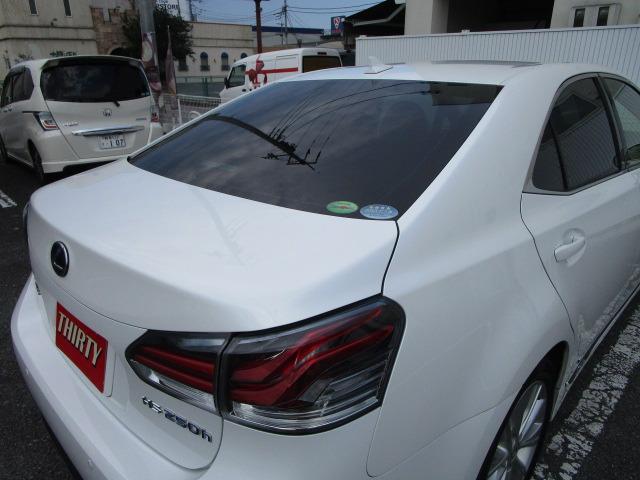 HS250h バージョンL 禁煙車 衝突軽減ブレーキ バックカメラ 電動シート クルーズコントロール LEDヘッドライト LEDフォグランプ シートエアコン 純正HDDナビ フルセグTV Bluetoothオーディオ ETC(50枚目)