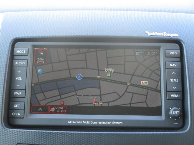 24G 禁煙車 RockFordサウンド 純正HDDナビ バックカメラ Bluetoothオーディオ フルセグTV ETC HIDヘッドライト フォグランプ(3枚目)
