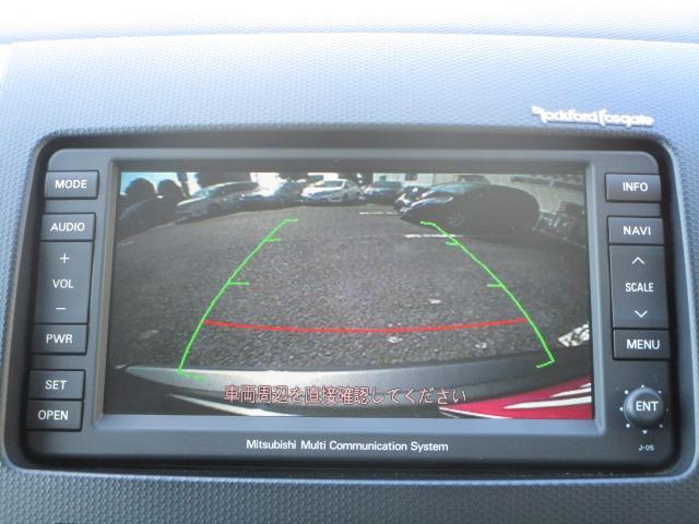 24G 禁煙車 RockFordサウンド 純正HDDナビ バックカメラ Bluetoothオーディオ フルセグTV ETC HIDヘッドライト フォグランプ(4枚目)