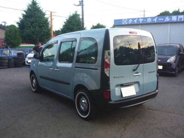 「ルノー」「 カングー」「ミニバン・ワンボックス」「茨城県」の中古車5