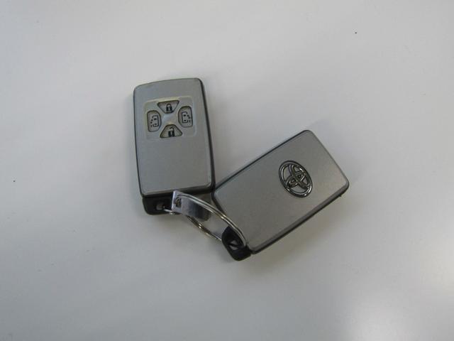 スマートキーも2個あります!買い足す必要ありません。