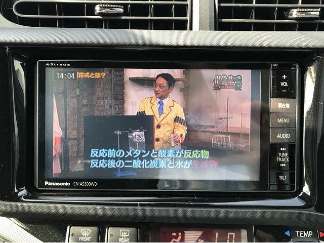 トヨタ アクア G_Gs