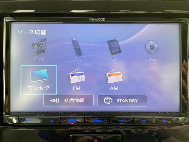 X 社外 7インチ メモリーナビ/電動スライドドア/パーキングアシスト バックガイド/EBD付ABS/アイドリングストップ/フロントモニター/サイドモニター/バックモニター/TV バックカメラ 記録簿(10枚目)