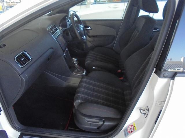 フォルクスワーゲン VW ポロ GTI SDナビTVBモニター
