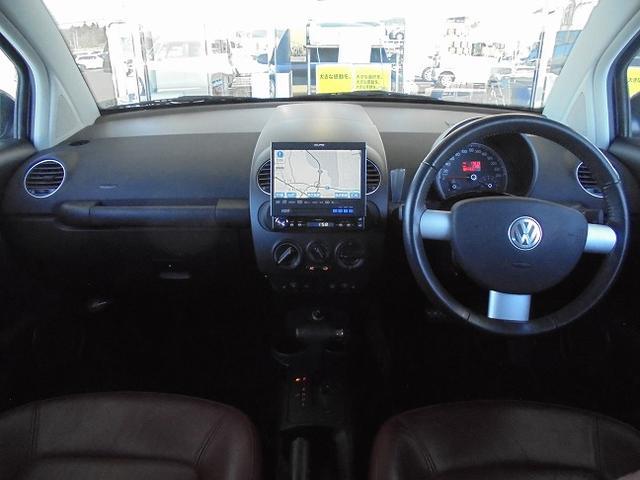 フォルクスワーゲン VW ニュービートル ヴィンテージ