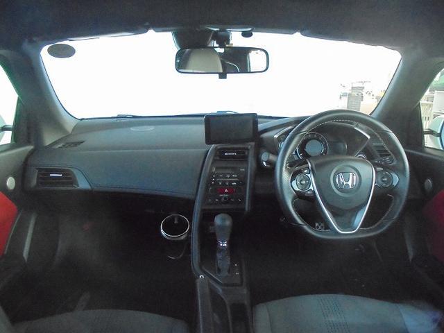 ホンダ S660 アルファ バックモニターCTBA