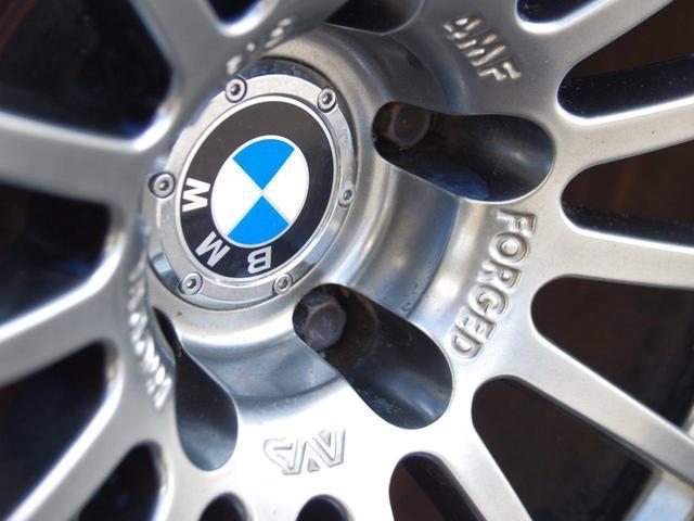 BMW BMW シュニッツァーエアロAVS鍛造19車高調KWサイバーナビSR