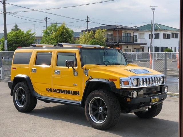 「ハマー」「ハマー H2」「SUV・クロカン」「栃木県」の中古車2
