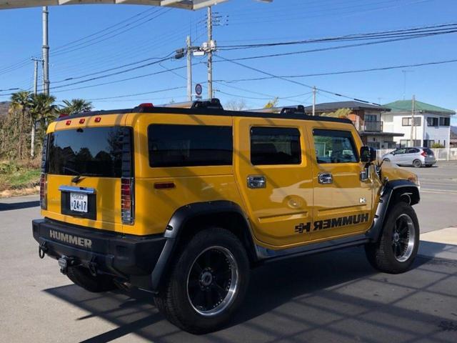 「ハマー」「ハマー H2」「SUV・クロカン」「栃木県」の中古車4