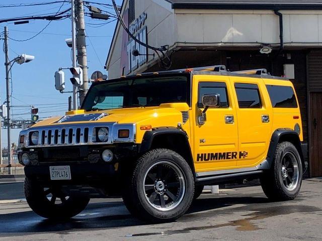 「ハマー」「ハマー H2」「SUV・クロカン」「栃木県」の中古車12