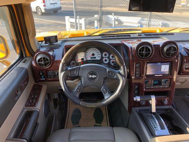 「ハマー」「ハマー H2」「SUV・クロカン」「栃木県」の中古車22