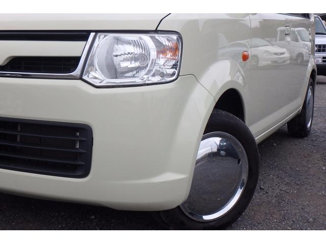 三菱 eKワゴン M純正CDキーレス社外ホイルキャップ電格ミラー1オーナ
