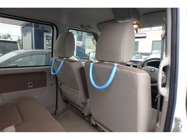 ウィズ 車いす移動車 リヤシート付 電動固定式 禁煙車(15枚目)