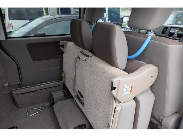 ウィズ 車いす移動車 リヤシート付 電動固定式 禁煙車(17枚目)