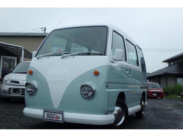 かろやかSC4WDバス仕様外装ペイント済み内装ホワイト加工(4枚目)