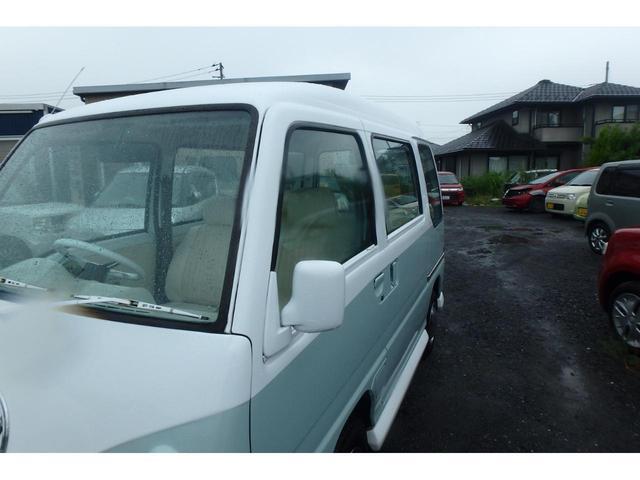 かろやかSC4WDバス仕様外装ペイント済み内装ホワイト加工(7枚目)