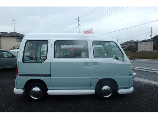 かろやかSC4WDバス仕様外装ペイント済み内装ホワイト加工(8枚目)